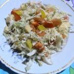 Как приготовить быстро салат 6