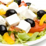 Как приготовить быстро салат 3