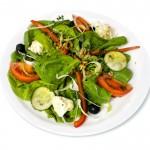 Как приготовить быстро салат 2