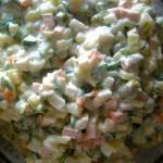 Как приготовить быстро салат 8
