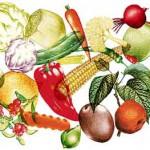 Овощи для меню постных блюд
