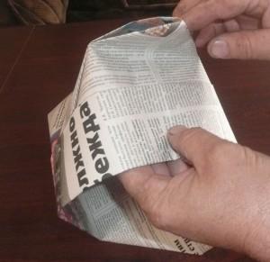 Шляпа зорро из картона своими руками