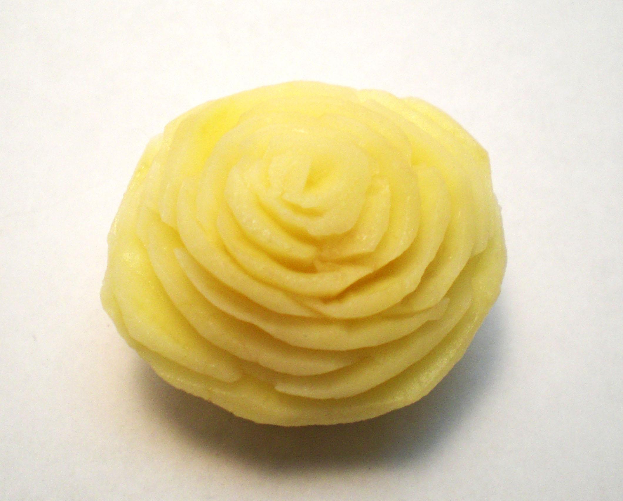 Как сделать розу из свеклы или моркови? 31