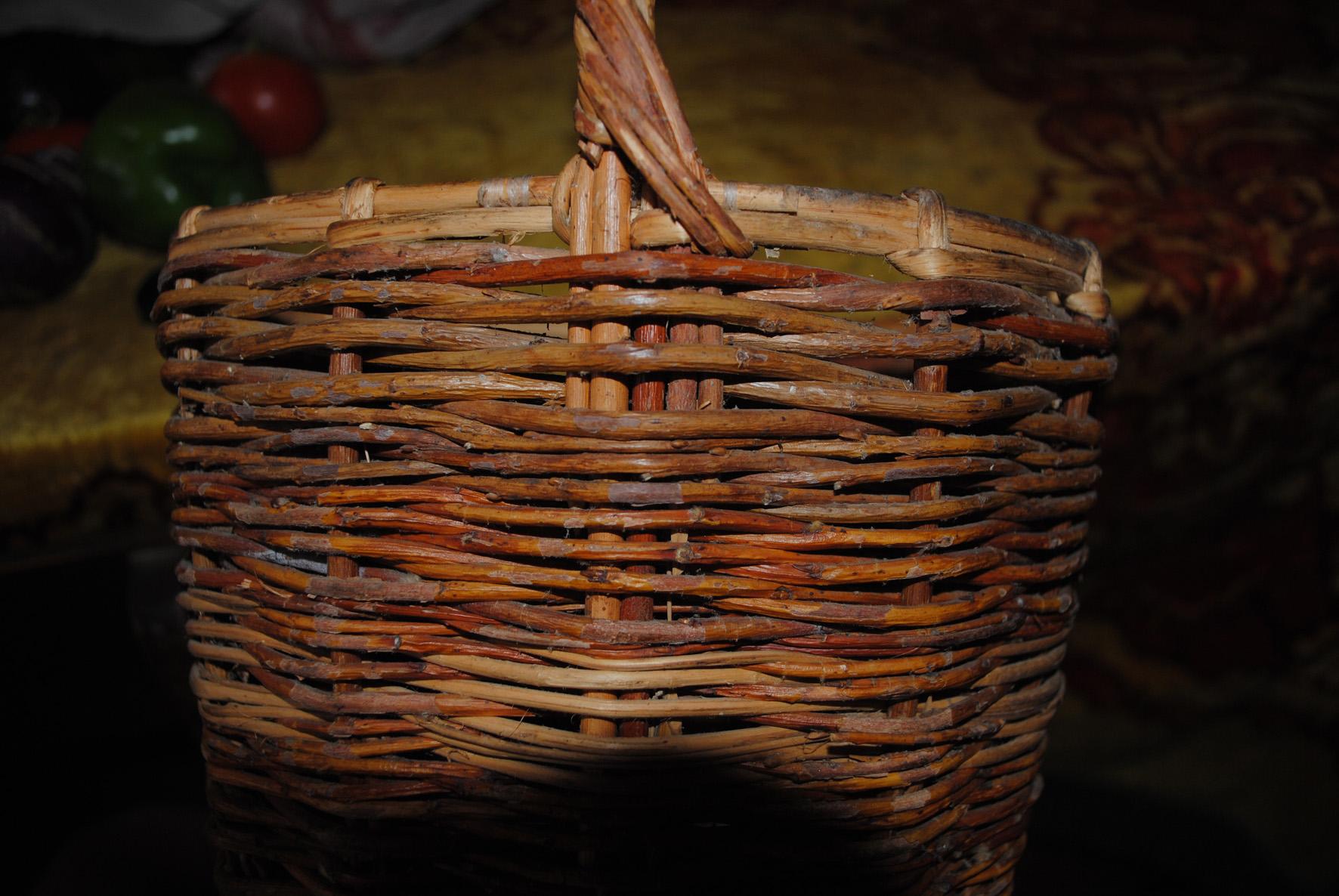 Как сделать плетение из лозы