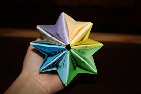 Как сделать из листа бумаги игрушку