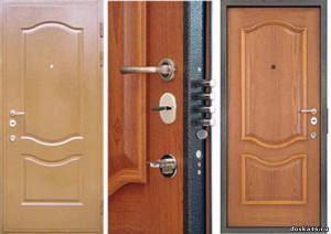 Замена входных дверей