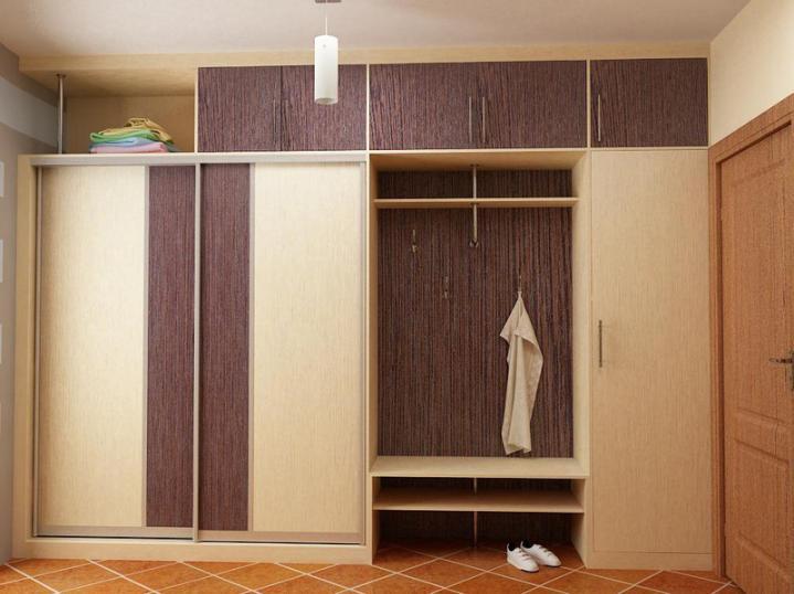 Шкафы для прихожей своими руками фото