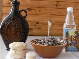 Угощение на Крещение