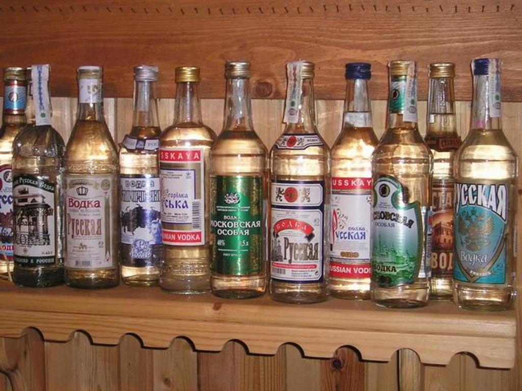 Apple vodka 9 črk