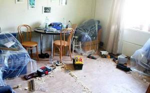 Как провести уборку после ремонта