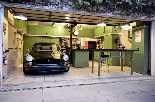 Как оборудовать мастерскую в гараже своими руками