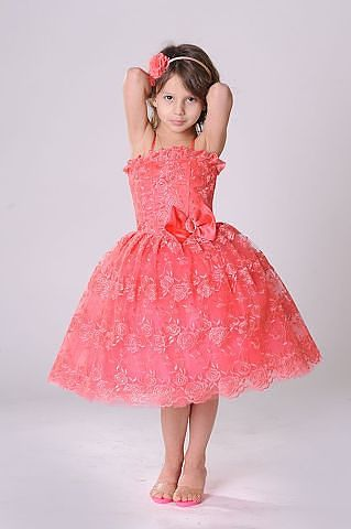 Детские свадебные платья | Сами с усами