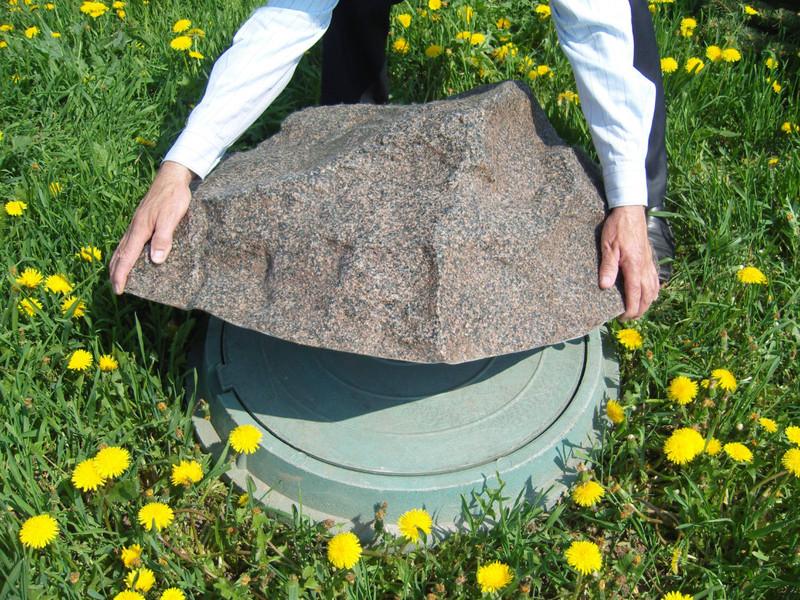 Купить искусственные камни для ландшафтного дизайна