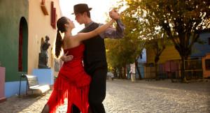 Аргентинского танго