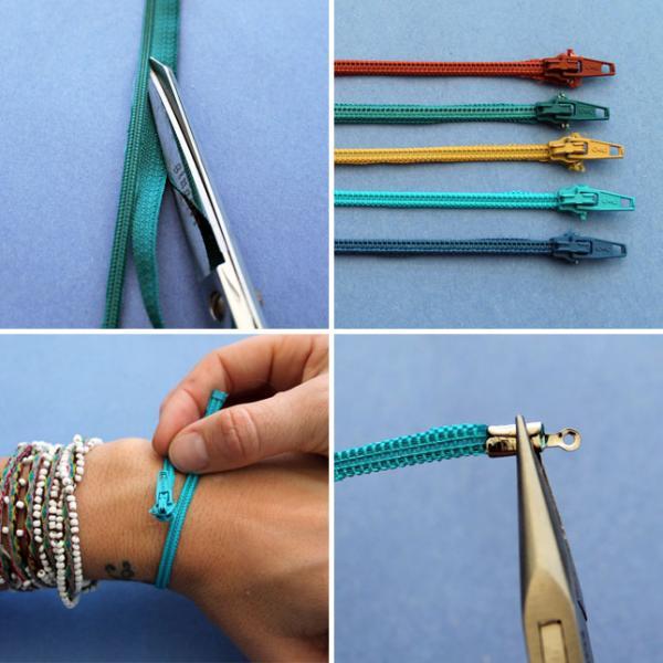 Тканевые браслеты своими руками
