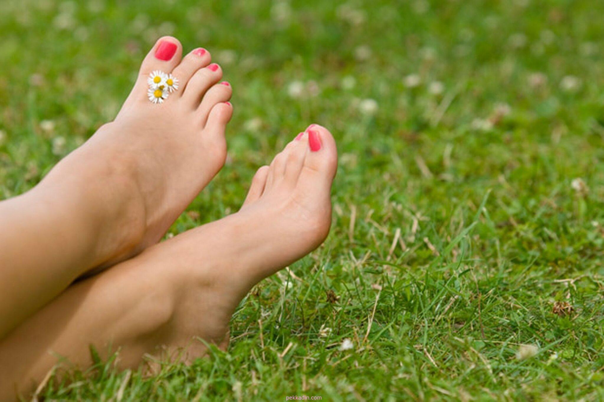Фото пяток ног девушек 1 фотография
