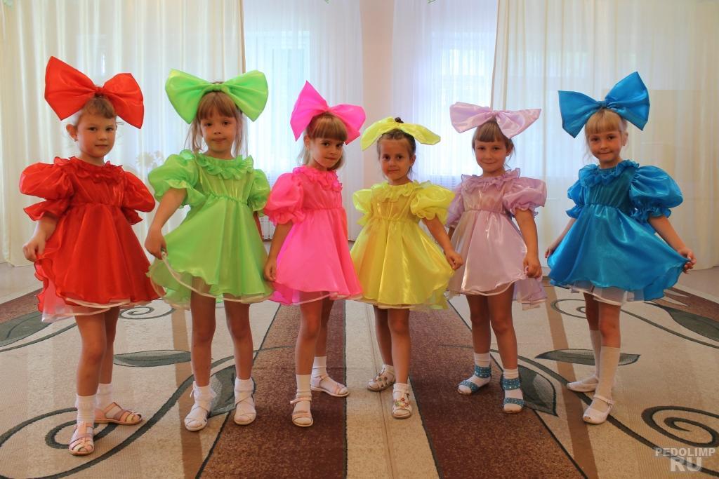 Костюмы для танцев для детей своими руками