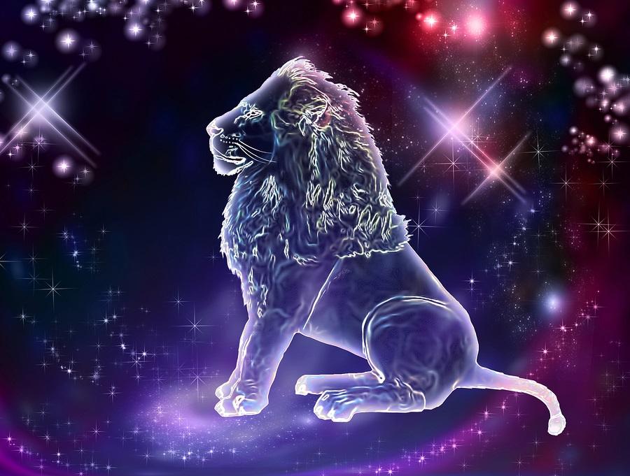 Гороскоп   2018 год для льва женщины