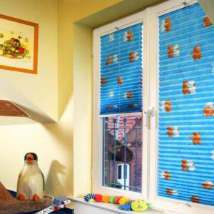 Пластиковые окна в детской комнате