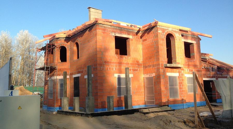 Строительство каменных домов