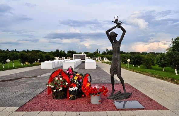 Памятник детям жертвам войны