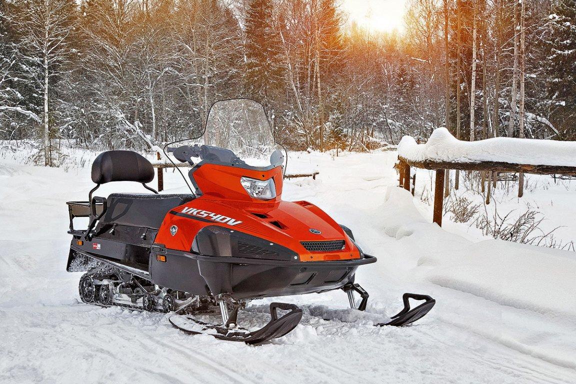 Снегоход Ямаха Викинг 540v